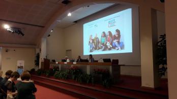 Ginecologa Del Bravo Karin Andersson Congresso AGITE Firenze 30 Giugno