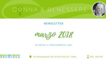 Ginecologa Del Bravo Newsletter Marzo 2018
