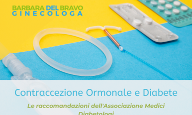 Metodi Contraccezione ormonale